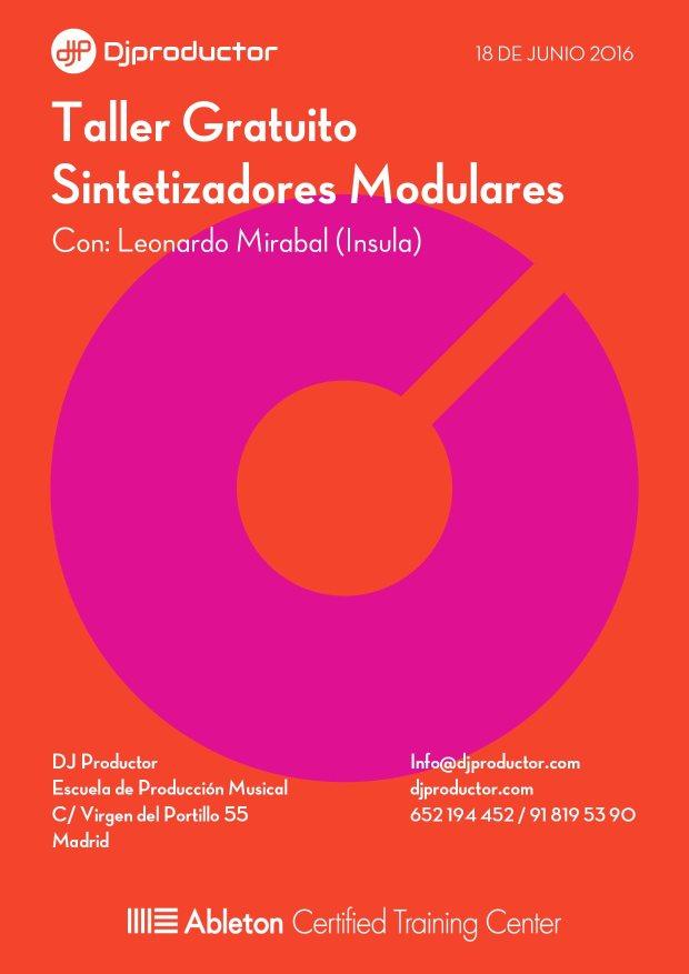 taller-sintetizadores-modulares-dj-productor
